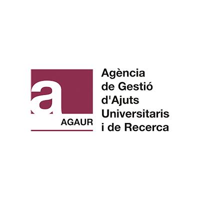 Logo AGAUR - Agència de Gestió d'Ajuts Universitaris i de recerca