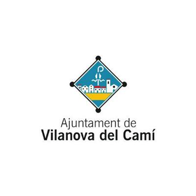 Logo de l'Ajuntament de Vilanova del Camí